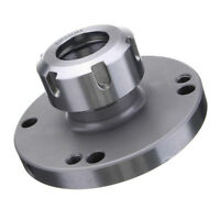 100MM DIA. ER-32 Collet Chuck Holder High Speed CNC Cutter Milling Lathe Tool UK