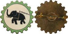 881 - 1° Compagnie Auto Routière, éléphant, roue verte , Fr. Demey