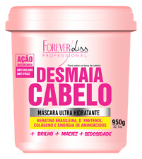 Desmaia Cabelo Anti Frizz and Professional Volume Mask 950g - Forever Liss