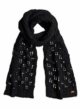 NWT Roxy™ Let Me Ride Scarf ARJAA03145, True Black, One Size, $28.00