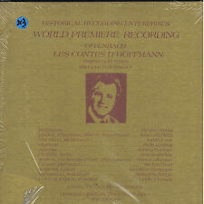 Offenbach LES CONTES D'HOFFMANN Gedda (World premiere rec) - 3 LP HRE box SEALED