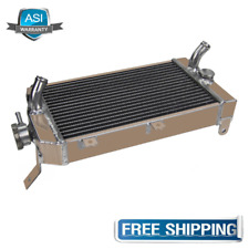 Aluminum Motorcycle Radiator For 2008 2009 10 11 12-2013 Kawasaki Klr650 Klr 650
