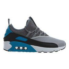 Nike Air Max 90 EZ Mens AO1745-004 Laser Blue Grey Black Running Shoes Size 7.5