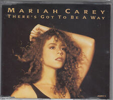 MARIAH CAREY - THERE´S GOT TO BE A WAY   / 4 TRACK / 6569315   / CD