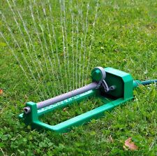 Kingfisher Hozelock Oscillating Lawn Sprinkler System Garden lawn Watering Tool