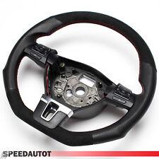 TUNING adintelado Volante De Cuero VW PASSAT B7 multifunción DSG 3c8419091
