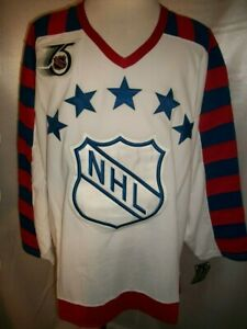 Mark Messier New York Rangers 1992 All-Star Throwback CCM NHL Jersey 2XL