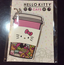 New Hello Kitty Cafe Truck Collectible Key Chain Exclusive Limited Edition