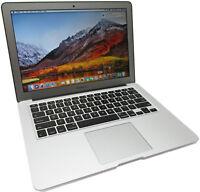 """Apple MacBook Air 6,2 13"""" Core i7-4650U 1.7GHz 128GB SSD 8GB A1466 Mid-2013"""