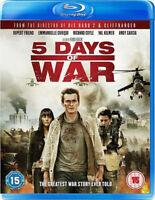 5 Giorni Di Guerra Blu-Ray Nuovo (EO51495)