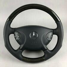 Mercedes E W211 G W463 Holz bois Lenkrad Avantgarde steering wheel volant bois