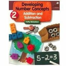 DEVELOPING NUMBER CONCEPTS, BOOK 2: ADDITION AND SUBTRACTION By Kathy VG