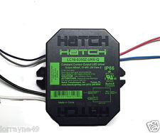 Hatch LC16-0350Z-UNV-Q 6 Watt Constant Current LED Driver 0-10V DIMMING 120-277V