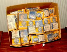 Box of 36 Vintage GE Photoflash Syncro-Press 22-B Flash Bulbs