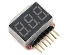 INTC24102 Team Integy Type II Digital Voltage Checker LiPo Battery (1S-6S)