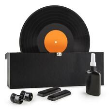 """AUNA VINYL RECORDS CLEANING KIT 7"""" 10"""" 12 """" WASHER DISC WASHING PORTABLE SHOP"""