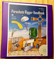 Parachute Rigger Handbook of 2015, H-8083-17A