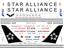 1/144 Star Alliance 787 Decals