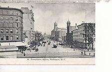 Pennsylvania Avenue   Washington D C  Garrison Postcard 297