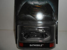 BATMOBILE SUPERMAN VS BATMAN TV & CINE HOT WHEELS 1/64