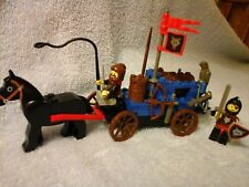 Lego Castle Wolfpack Renegades (6038) Complete with Instructions Vintage 1992