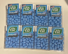 Tic Tac New Frosty Mints - 8 Pack - 1 oz. Per Pack