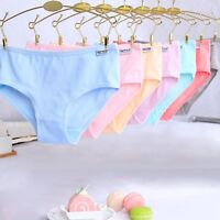 Soft Beauty Lady Teen Underwear Girls Woman Cotton Briefs Panties