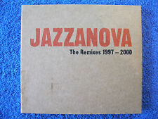 2 Musik CD Jazzanova The Remixes 1197 - 2000 Karma Ski Balanco