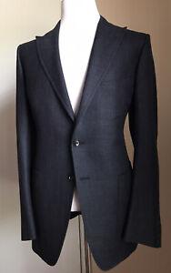 NWT $4030 TOM FORD Men O'Connor Sport Coat Jacket Blazer Navy 43R US/54 Eu Switz