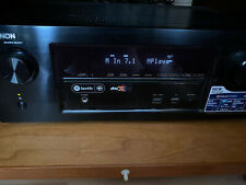 Denon AVR-X2200W 7.1 Channel 500W Receiver