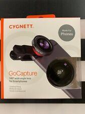 CYGNETT GoCapture Wide Angle LENS for Smartphones - 140 Degree/ UNIVERSAL