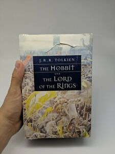 The Hobbit and The Lord of the Rings by J. R. R. Tolkien 4 Novel Box Set 1999