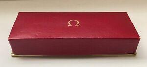 Vintage Omega Wristwatch Watch Presentation Box NR
