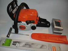 Stihl MS170 Motorsäge + Schwert +  Sägekette 1,6 PS !!! NEU MS170