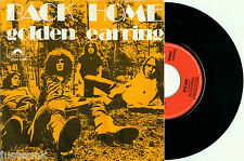 """GOLDEN EARRING """"Back Home"""" 1970 POLYDOR PS 7""""/45"""