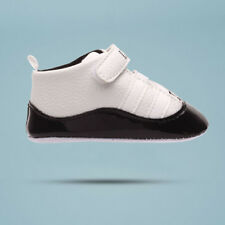 Toddler Baby Boy Girl White Sneakers Infant Crib Shoes Newborn to 18 Months