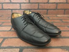 Cole Haan Lenox Hill Oxford Black Leather Size 11.5