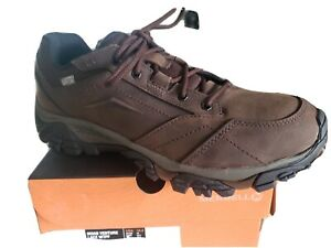 Merrell Mens MOAB Venture Lace Waterproof Shoes Brown Sports Outdoors Mens 10.5