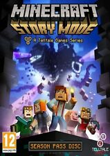Minecraft: Story Mode - A Telltale Games Series - PC