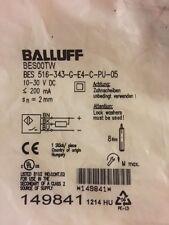 Balluff Bes516-343-G-E4-C-Pu-05 *Nib*