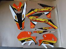 FMF GRAPHICS KTM SX SXF XC XCF 2011 2012 & 2012 2013 XCW XCWF EXC EXCF