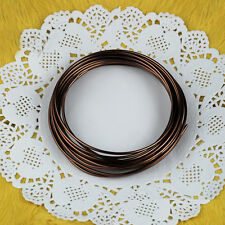 1mm Aluminium Craft Beading Wire Jewelry Making 5M 1 Roll 14 Colors to Choose