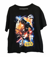 Disney Store Star Wars T Shirt Adult Size Large