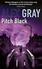 Pitch Black by Alex Gray (Paperback) New Book