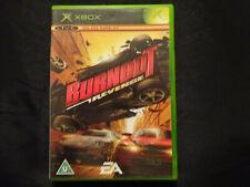 Burnout: Revenge (Xbox) y compris Manuel-de Detroit à Rome à Tokyo
