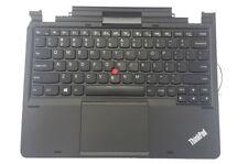 Brand New Lenovo ThinkPad Helix Palmrest TouchPad W/Keyboard 04X0663