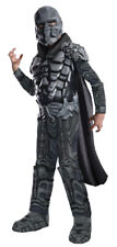 Boys Deluxe General Zod Halloween Costume size Small 4-6