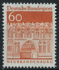West Germany 1964-1969 SG#1374, 60pf Architecture Definitive MNH #D393