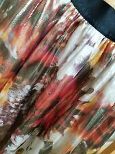 BEBE Silk Skirt XS