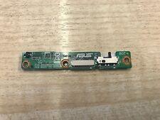 Nueva Asus Eee PC T91 placa de interruptor de botón de encendido 60-0A11TC1000-D01 08G2029TA13Q